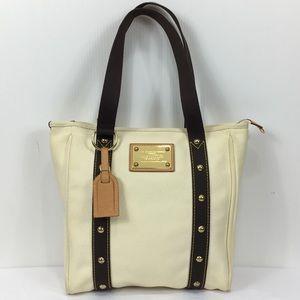 Louis Vuitton Limited Edition Antigua Cabas  MM